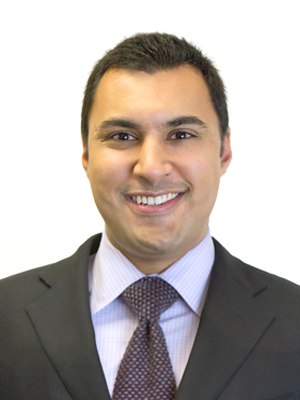 Amit Mrig photo, president and CEO of Academic Impressions
