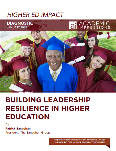 Cover Image for Building Leadership Resilience paper