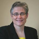Photo: Karen Whitney, speaking on skills new student affairs directors need
