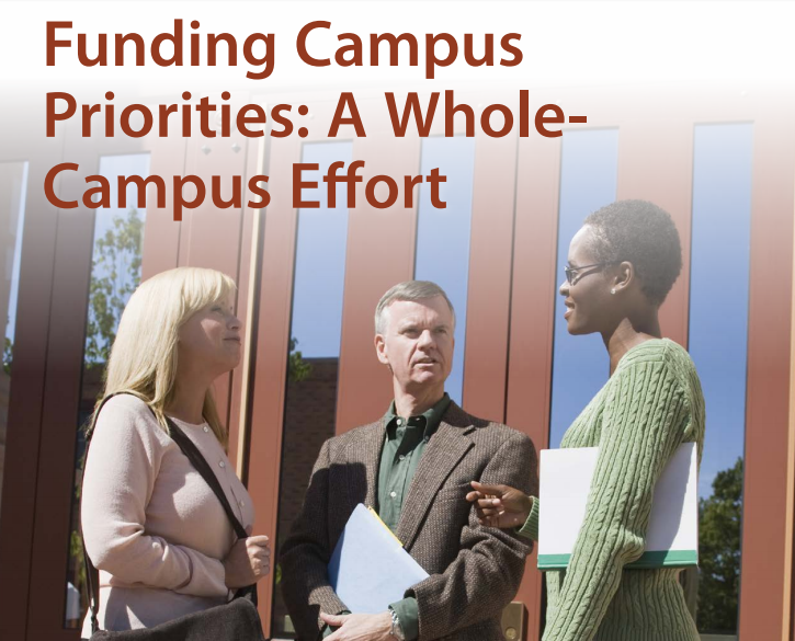 Cover: Funding Campus Priorities