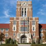 A college campus
