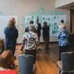 Building an In-House Leadership Development Program: Image of Leaders Brainstorming Together