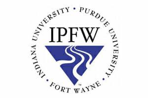 Indiana University, Perdue University, Fort Wayne logo
