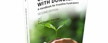 Book Cover: Productive Donor Conversations