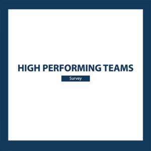 High Performing Teams Survey
