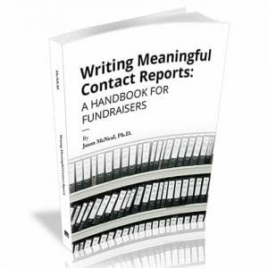 Writing Meaningful Contact Reports: Book Cover