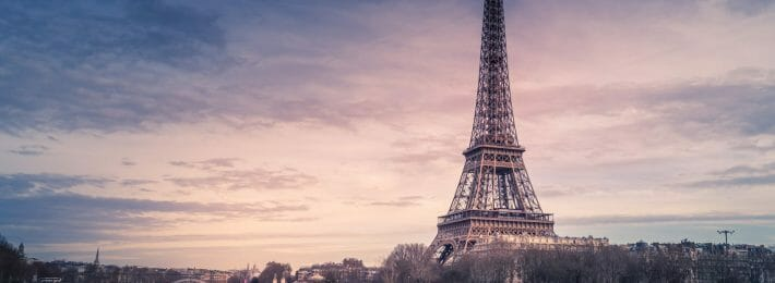 Engage International Alumni - Image of Eiffel Tower