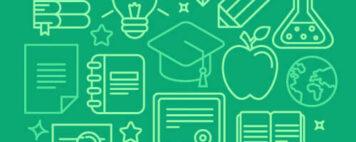 holistic illustration representing interdisciplinary education