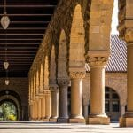 Small Colleges - Liberal Arts Colleges- Image showsStone arches on a campus dedicated to the liberal arts education