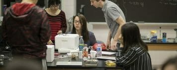 Entrepreneurship in the classroom at Marietta College