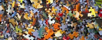Professional Development from Puzzle to Action: Image of Puzzle Pieces