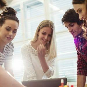 teams in higher education