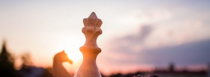 Advice for Experienced Chiefs of Staff - Image Shows Chess Pieces