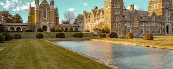 Alumni Interviews in Admissions - Image of a Liberal Arts College Campus