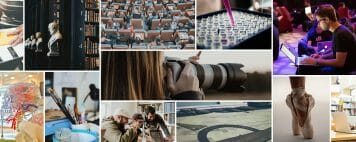 Academic Programs collage