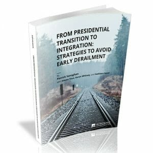 Book Cover: From Presidential Transition to Integration