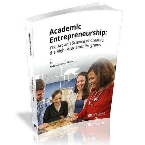 Academic Entrepreneurship Book Cover