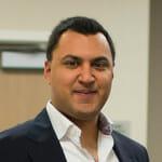Portrait of Amit Mrig
