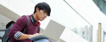 College student online
