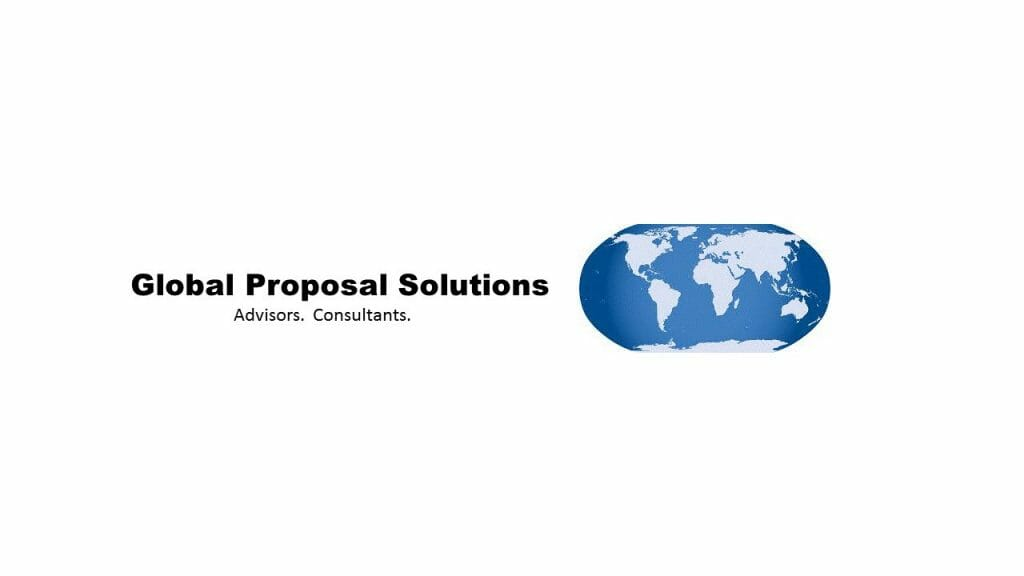 Logo for Global Proposal Solutions