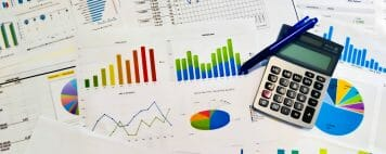 Data chart sheets