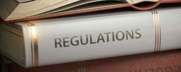 Regulations books