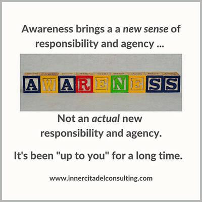 Awareness block